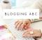 Blogging ABC