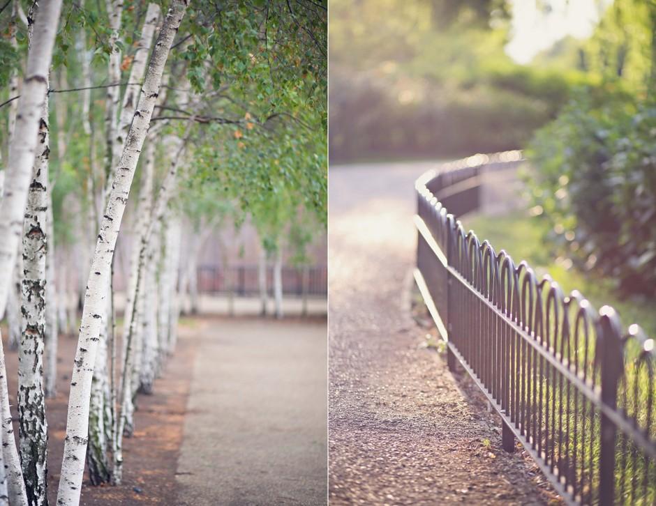 Parques de Londres, Inglaterra