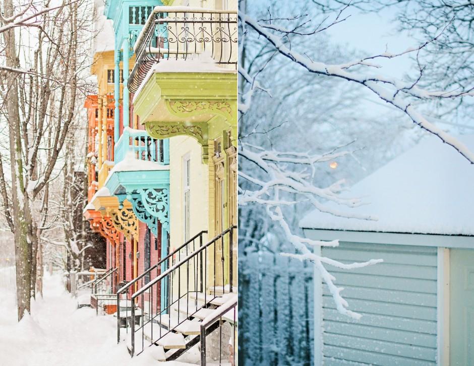 Montreal nevada, Canadá