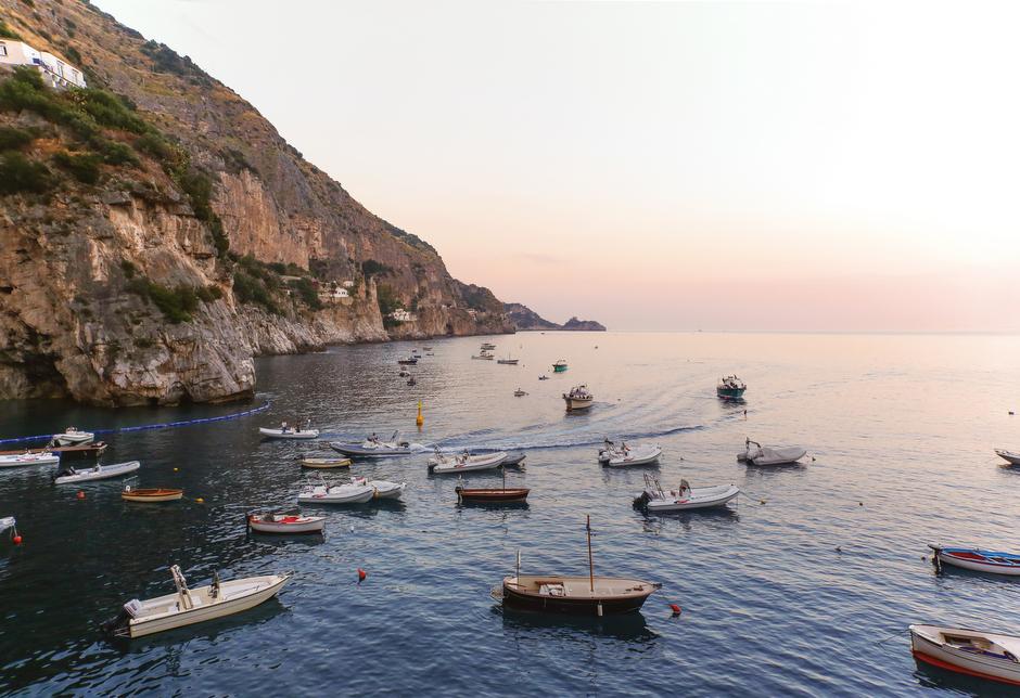 Marina de Praiano, Italia
