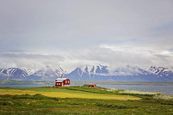 Oeste de Islandia