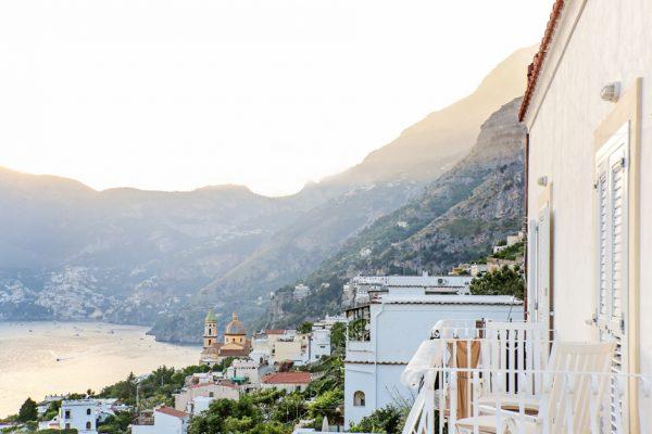 Praiano, Costa de Amalfi, Italia