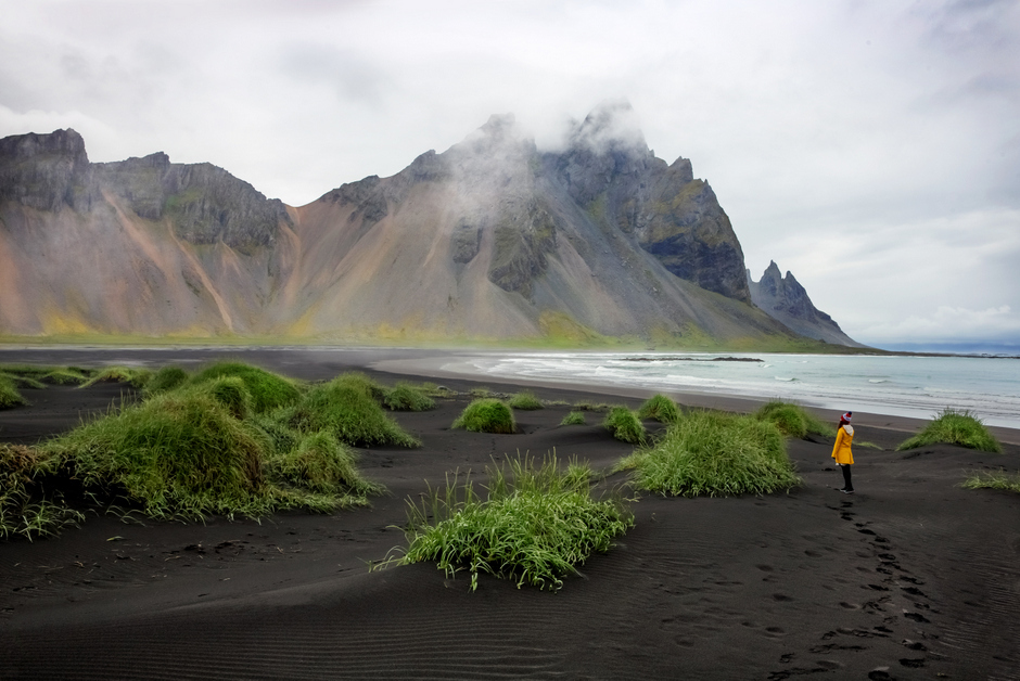Stokksnes, Islandia
